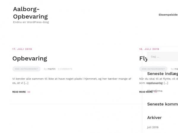 aalborg-opbevaring.dk