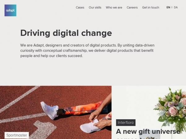 adaptagency.com