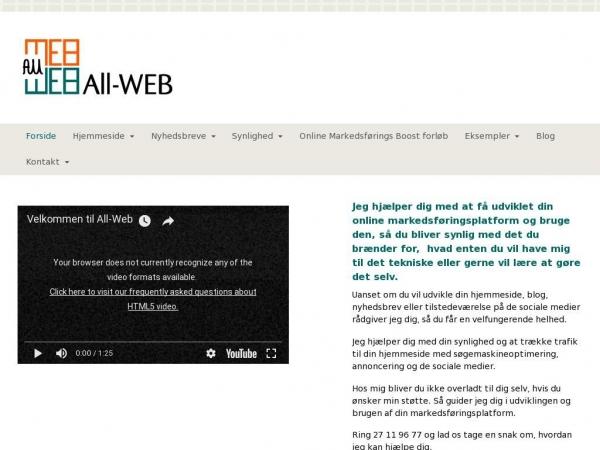 all-web.dk