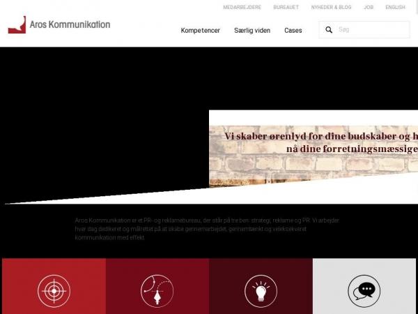 aroskommunikation.dk