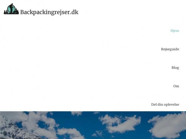 backpackingrejser.dk