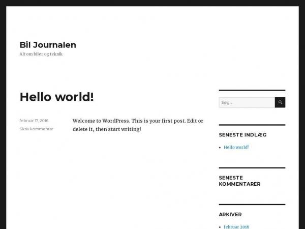 biljournalen.dk