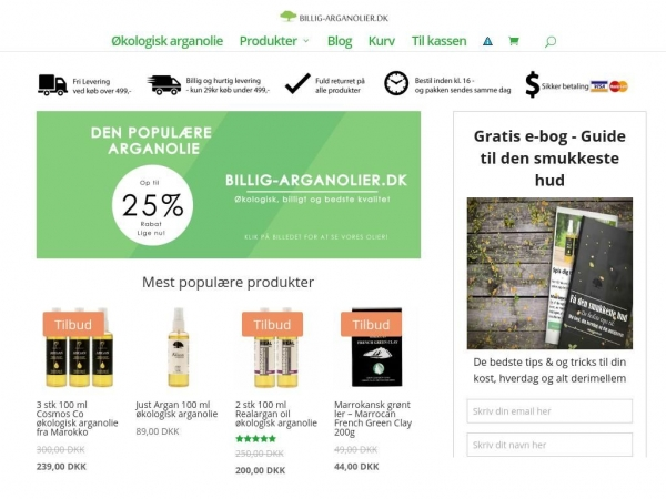 billig-arganolier.dk