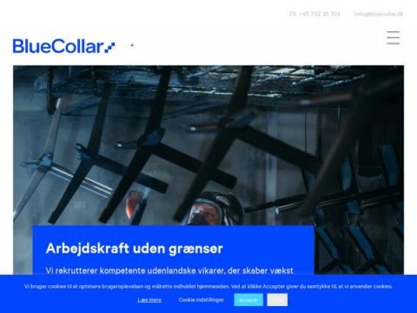 bluecollar.dk