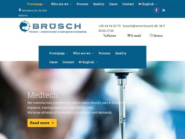 brusch.dk