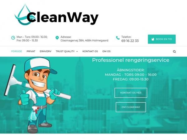 cleanway.dk