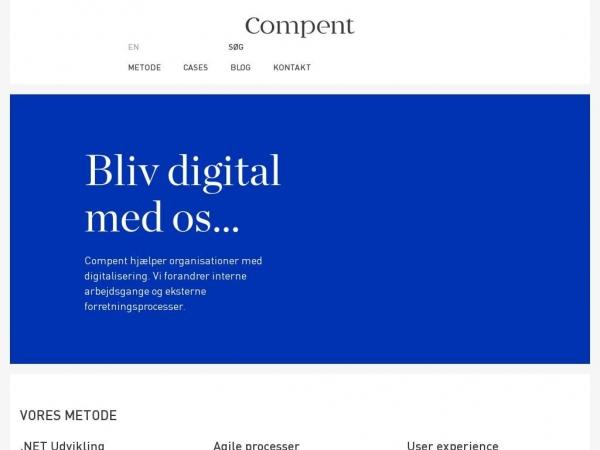 compent.dk