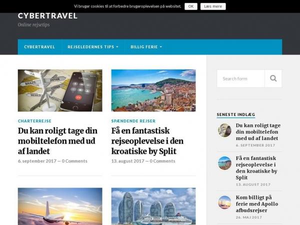 cybertravel.dk