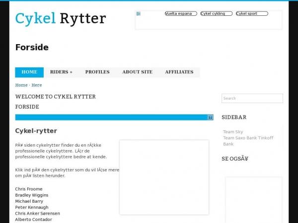 cykel-rytter.dk