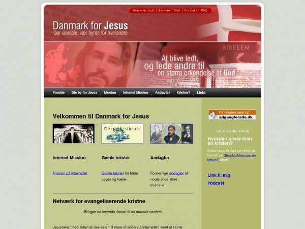 danmarkforjesus.dk