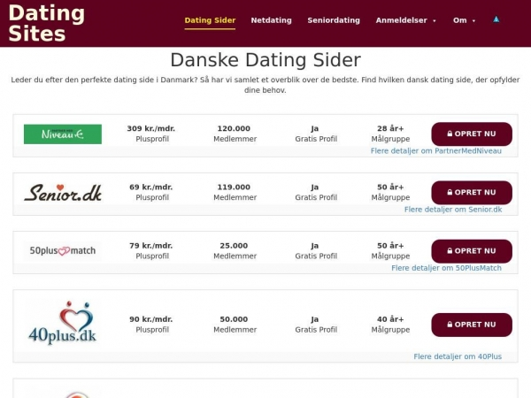 dating-sites.dk