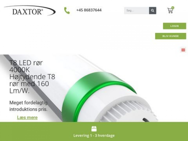 daxtor.dk