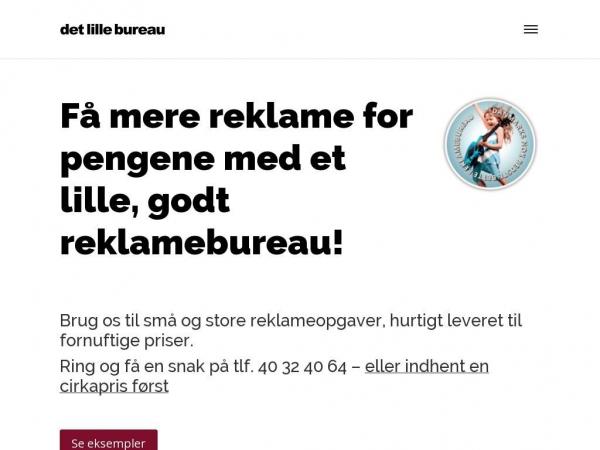 detlillebureau.dk