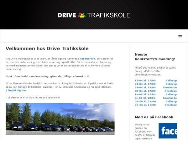 drivetrafik.dk