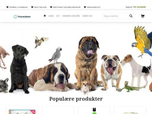 dyreverdenen.dk