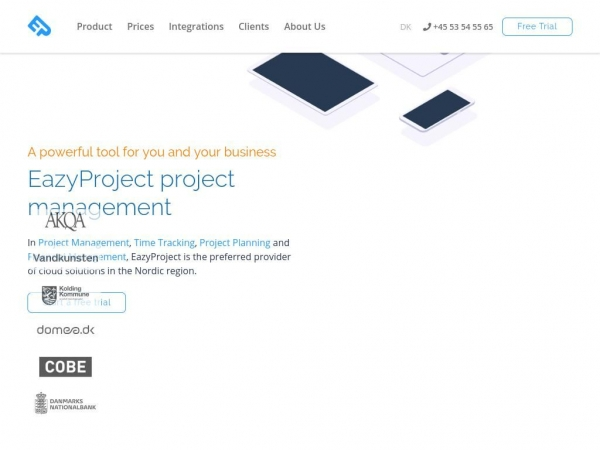 eazyproject.dk