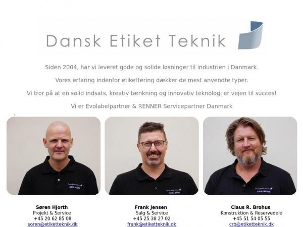 etiketteknik.dk