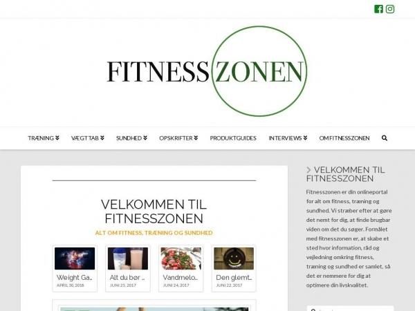 fitnesszonen.dk