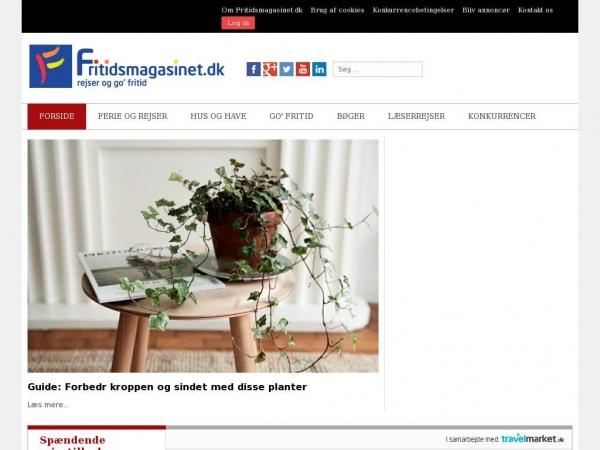 fritidsmagasinet.dk