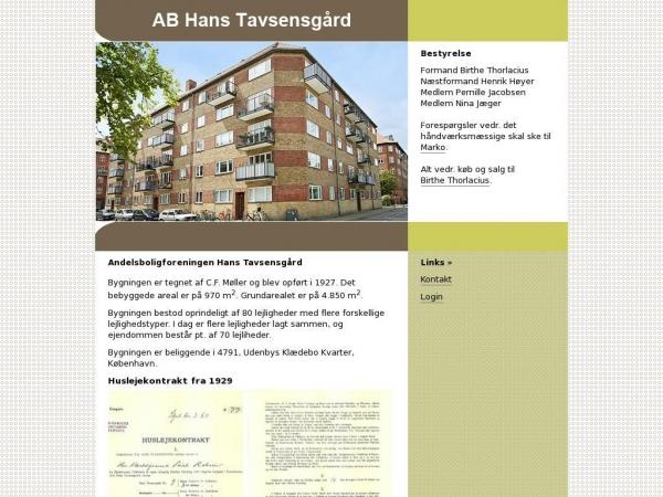 hanstavsensgaarden.dk