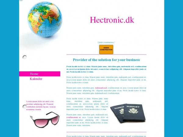 hectronic.dk