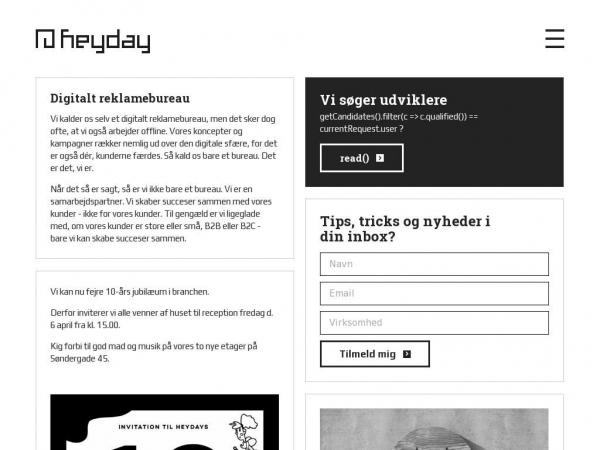 heyday.dk