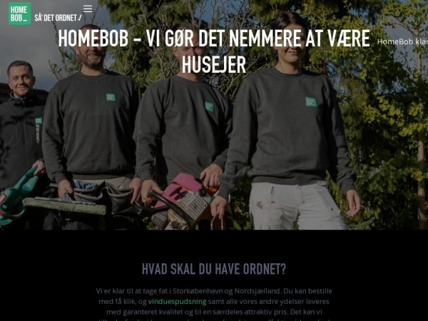 homebob.dk