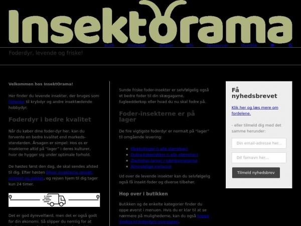insektorama.dk