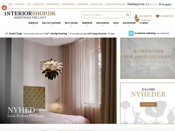 interiorshop.dk