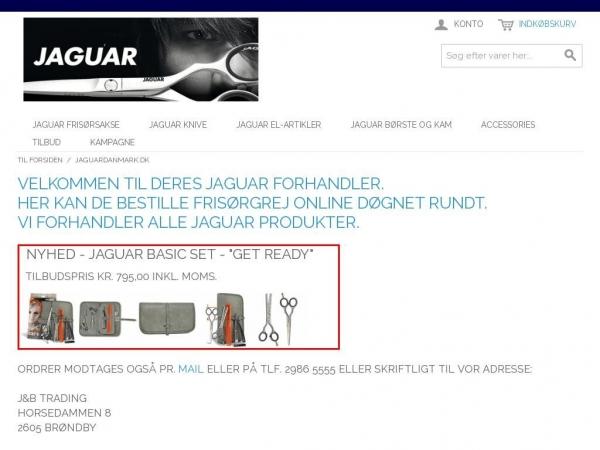 jaguardanmark.dk