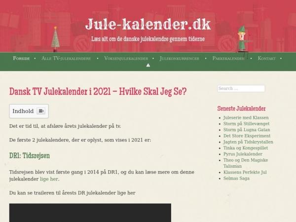 jule-kalender.dk