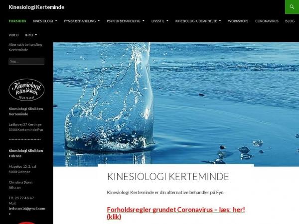 kinesiologi-klinikken.dk