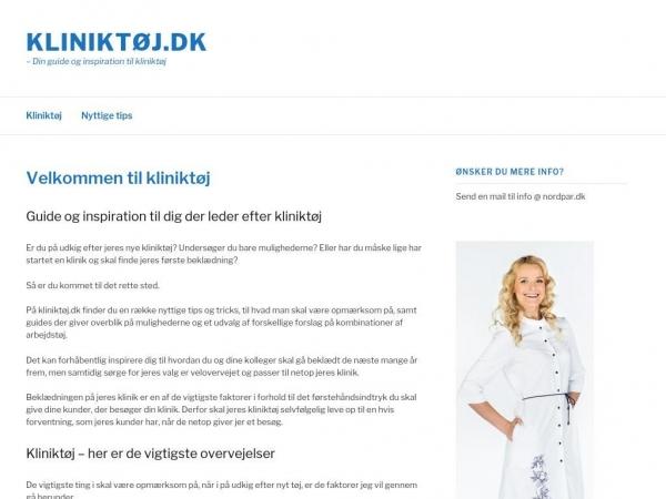kliniktoj.dk