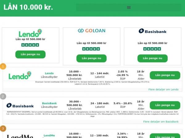 laan10000.dk