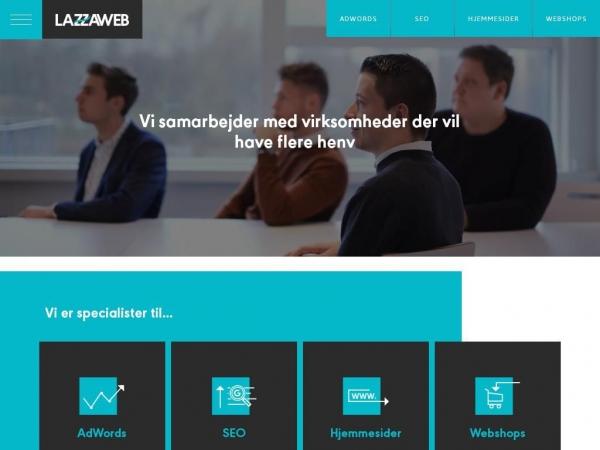 lazzaweb.dk