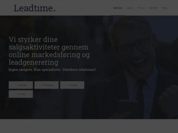 leadtime.dk