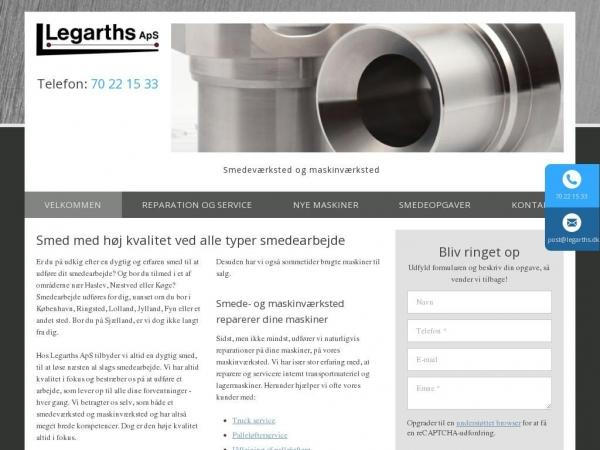 legarths.dk