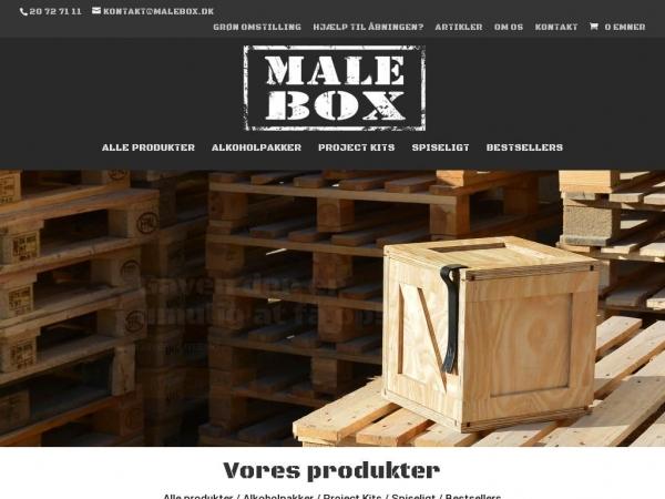 malebox.dk