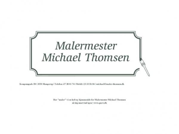 maler-thomsen.dk