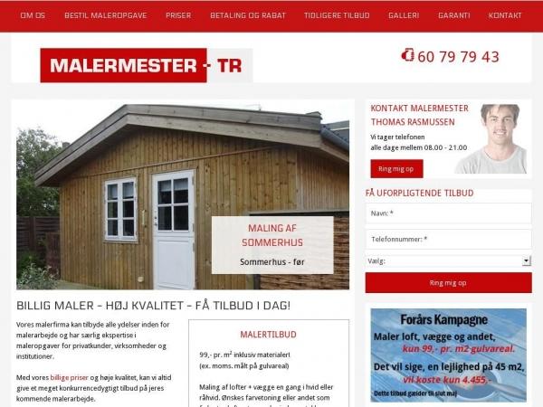 malermester-tr.dk