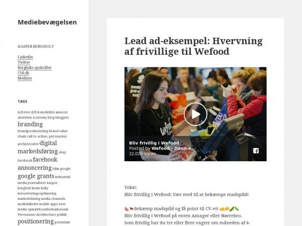 mediebevaegelsen.dk
