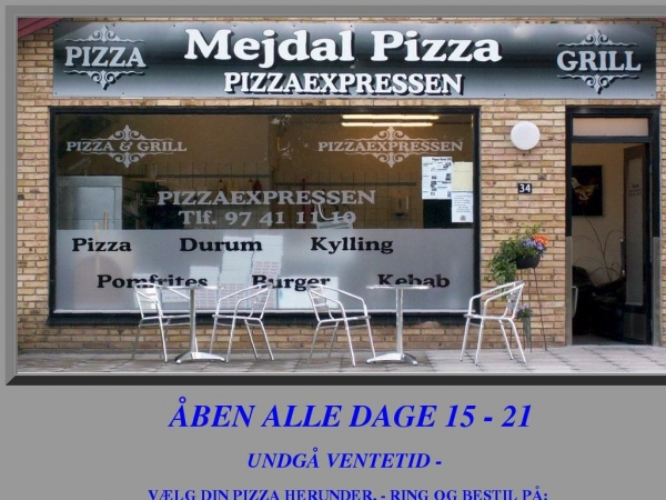 mejdalpizza.dk