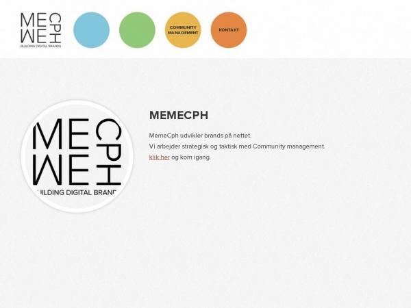 memecph.dk