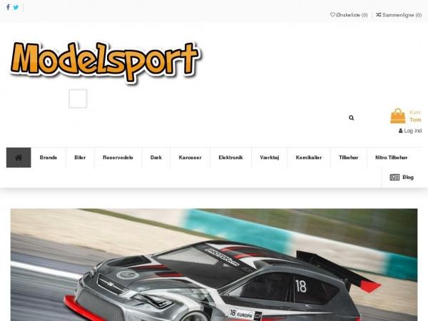 modelsport.dk