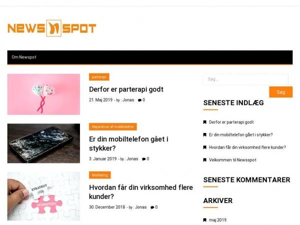 newsspot.dk