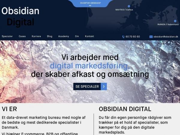 obsidian.dk