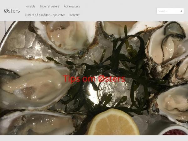 oesters.dk