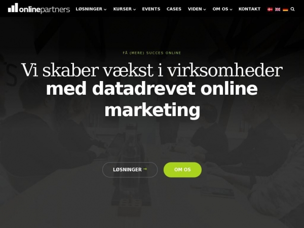 onlinepartners.dk