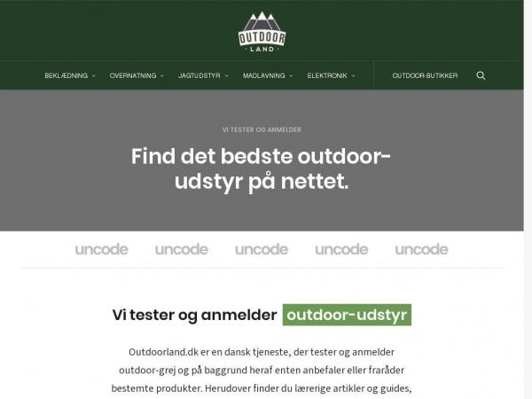 outdoorland.dk