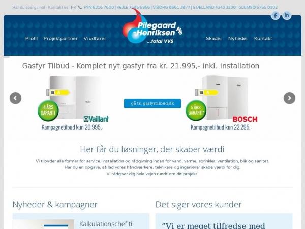 pilegaard-henriksen.dk